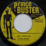 Prince Buster - She Loves Me