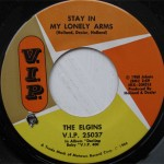 The Elgins - Stay In My Lonely Arms