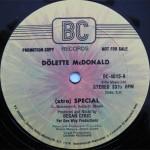 Dolette McDonald - (xtra) Special