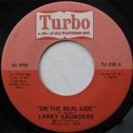 Larry Saunders - On The Real Side