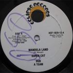 Super Cat - Mandela Land