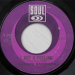 Barbara Randolph - I Got A Feeling