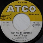 Mary Wells - Keep Me In Suspense