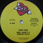 Mikey Jarrett & Princess Goldie - Down Town