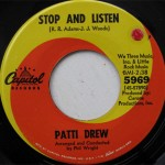 Patti Drew - Stop And Listen