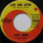 Patti Drew - Stop And Listen