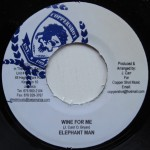 Elephant Man - Wine For Me