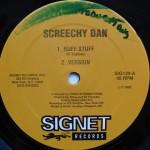 Screechy Dan - Ruff Stuff