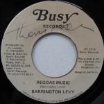 Barrington Levy - Reggae Music