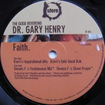 Dr. Gary Henry - Faith [Kerri's Inspirational Mix]