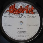Congos - Heart Of The Congo