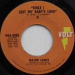 Major Lance - Since I Lost My Baby's Love