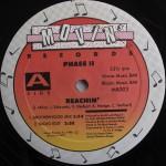 Phase II - Reachin