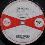 Winston Samuels - The Greatest