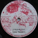 Linval Thompson - Jah Love You 12""