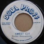 Dr Alimantado - Sweet Cut