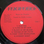 Keith Hudson - Flesh Of My Skin label