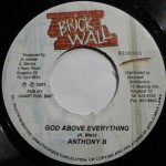 Anthony B - God Above Everything