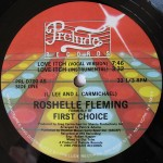Roshelle Fleming - Love Itch