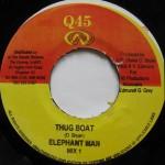 Elephant Man - Thug Boat